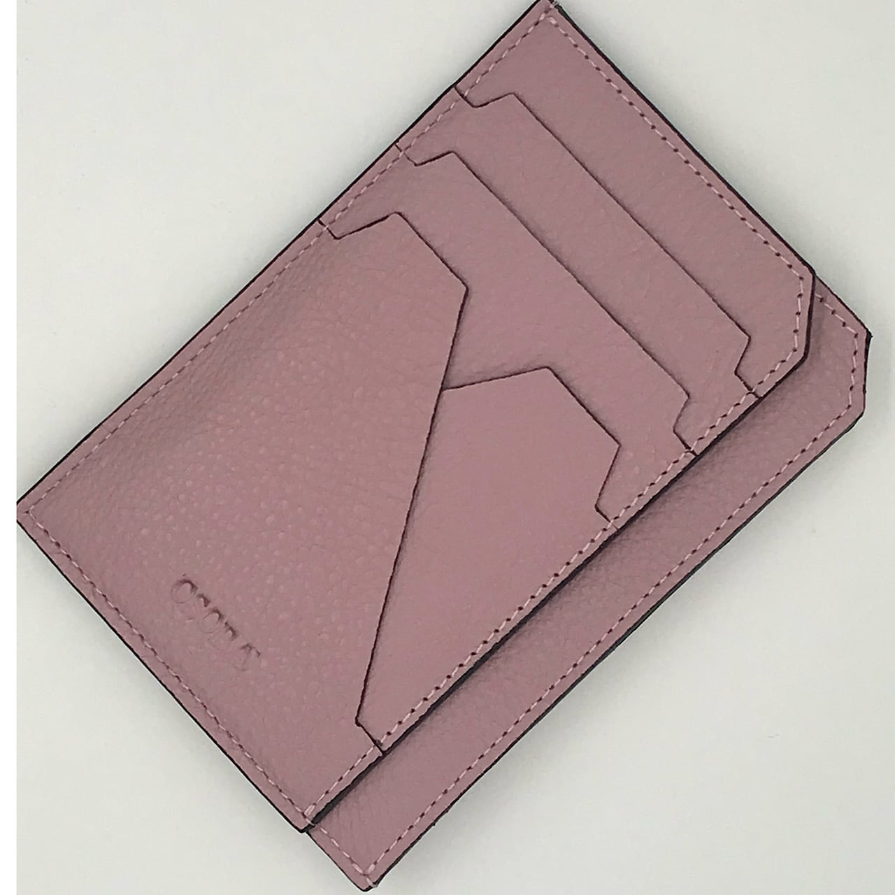amiスモーキーピンク【OSOBA small wallet】