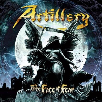 """ARTILLERY """"The Face of Fear"""""""