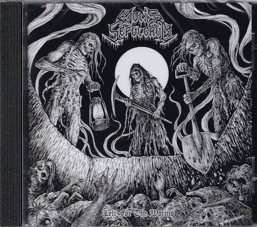 MOLIS SEPULCRUM 『Left for the Worms』