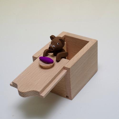 十二支のからくりボックス イノシシ