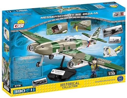 COBI #5721 メッサーシュミット Me262A-1A