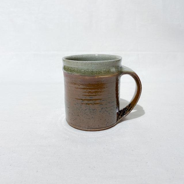 中嶋窯 マグカップ|灰釉