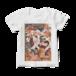 オリジナルレディースTシャツ【桜乃箱庭 〜闇〜 】 / yuki*Mami