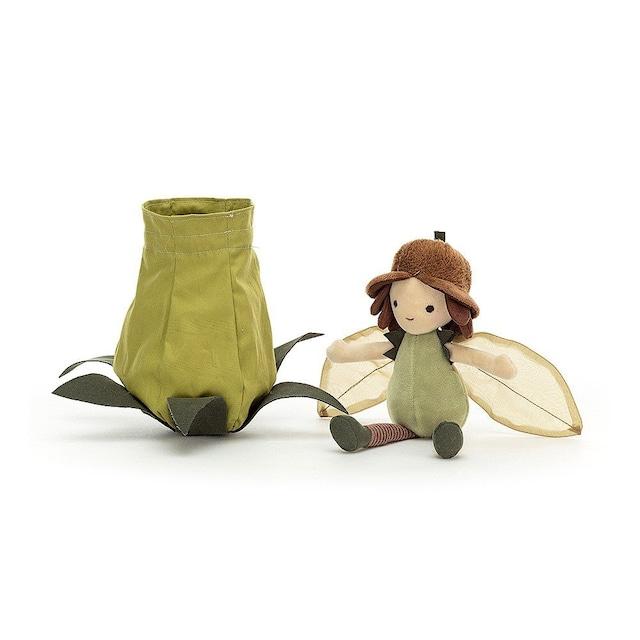 Petalkin Doll Acorn_PETD6A