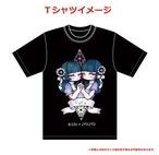 S-XL HIZGI×じゅじゅ コラボTシャツ