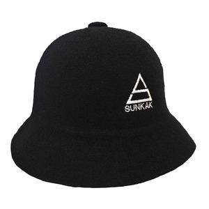 SUNKAK PILE BALL HAT BLACK