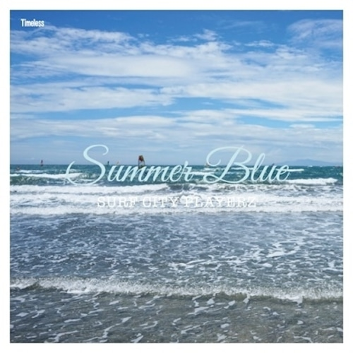 "【7""】SURF CITY PLAYERZ / Summer Blue c/w Summer Story"