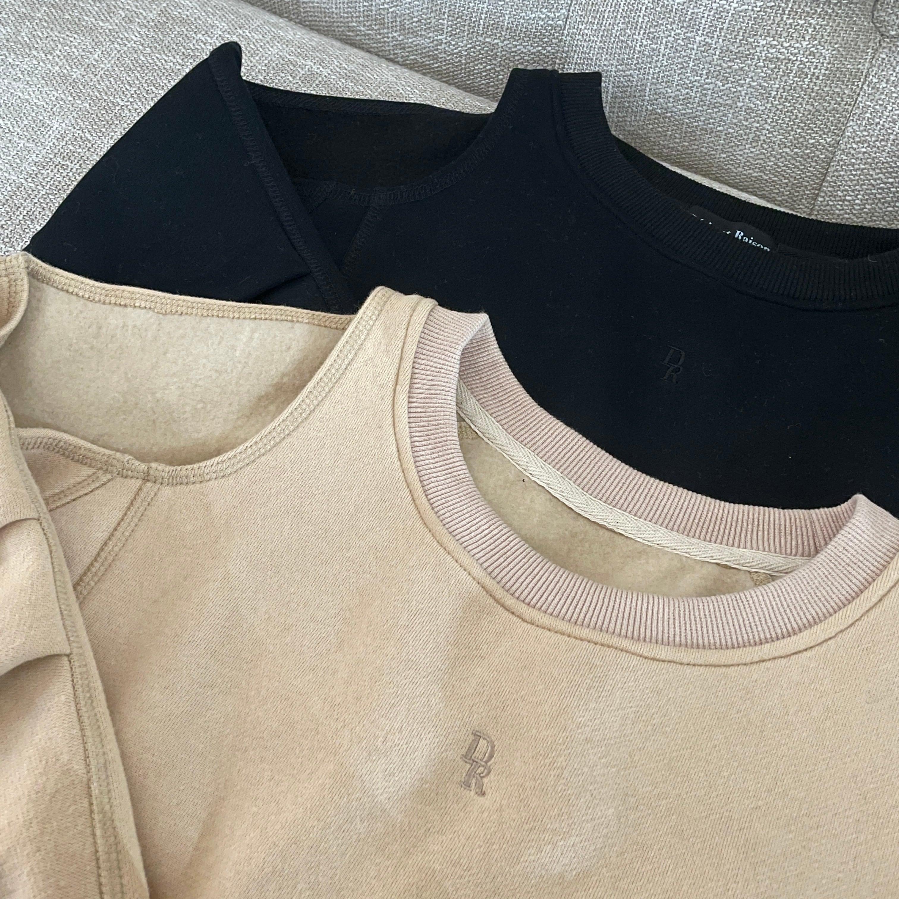 Désir original open shoulder sweatshirts