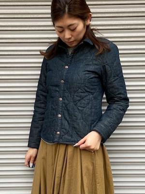 【ONEWASH】キルトシャツジャケット