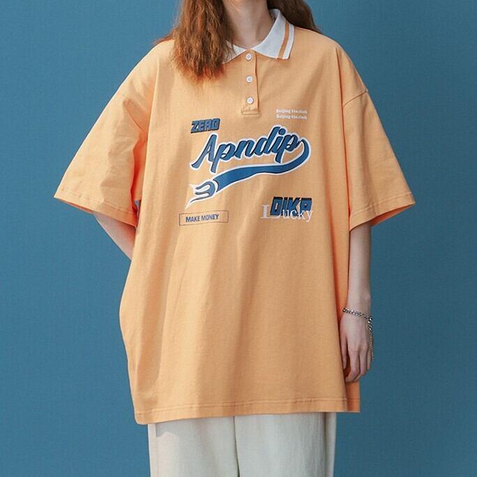 Apndip ポロシャツ YH8419