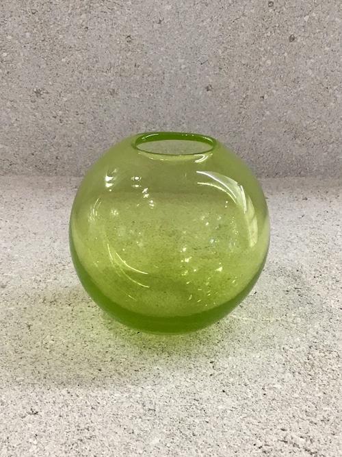 Balloon vase M -yellow green-