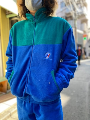 【French Army】Dead Stock Training Fleece Suit