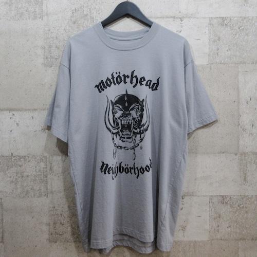 NEIGHBORHOOD × MOTORHEAD 20AW NHMH-1/C-TEE.SS