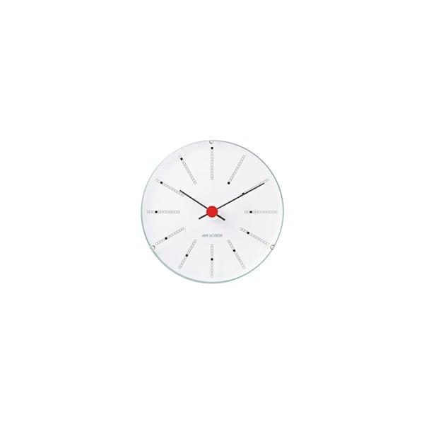 Weather Station BANKERS Clock φ120 43688 時計[ARNE JACOBSEN ]