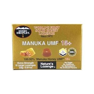 ハニードロップレットマヌカハニーUMF®15+