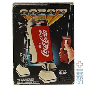 コカコーラ スター・ウォーズ COBOT コボット R2-D2型 ラジコンロボット