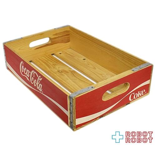 コカコーラ オフィシャル ウッドクレートボックス