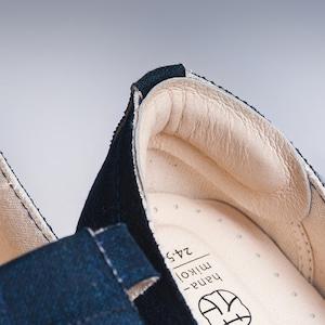 かかと・足首保護シート (強粘着・貼り付けタイプ)