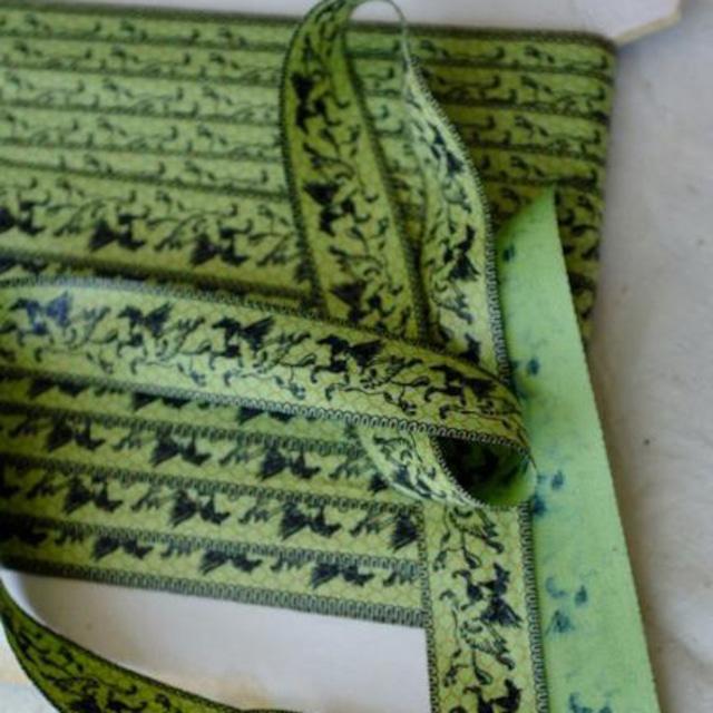 緑ペガサスリボン 50cm単位