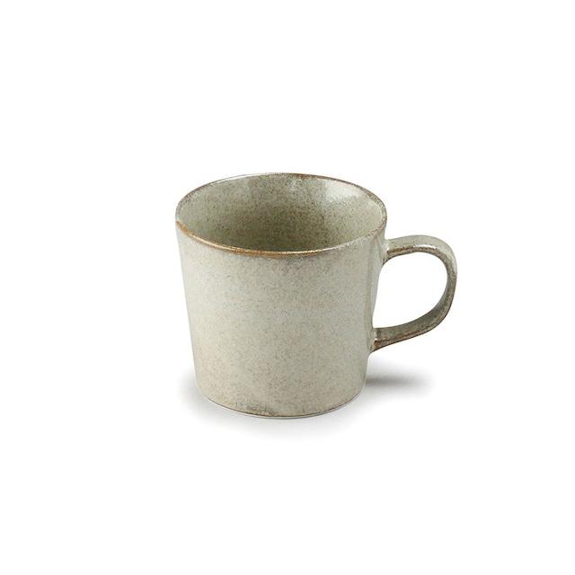aito製作所 「ナチュラルカラー Natural Color」スタンダード マグカップ 320ml ベージュ 美濃焼 517029
