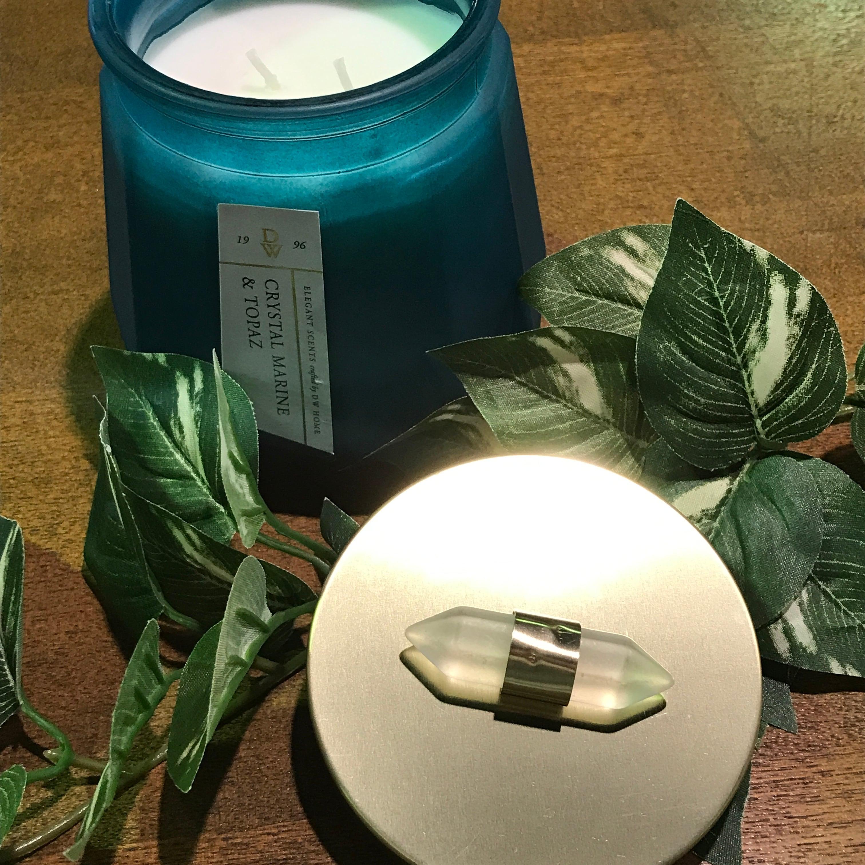 【DW Home Candles】CRYSTAL MARINE & TOPAZ【アロマキャンドル】