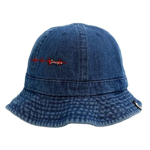 EXAMPLE EECG METRO HAT / D.BLUE
