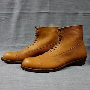 classique boots shrink kipleather / tan