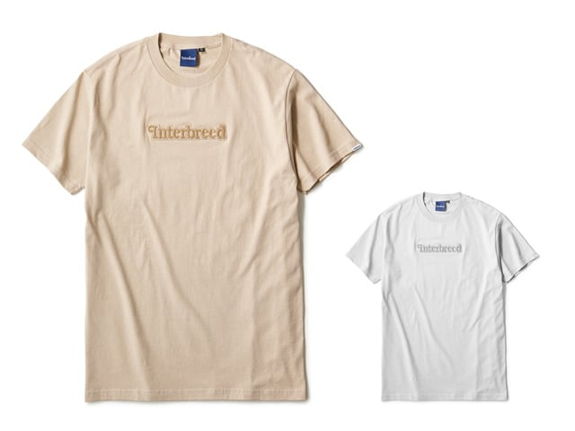 INTERBREED Pile Patched Logo SS Tee