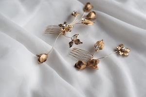 Bridal hairaccessory ・vintage・1005/sale