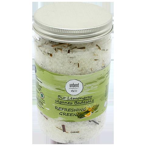 オーガニック Bio バスソルト レモングラス(無添加) 4560265454407 入浴時に使用します #剤