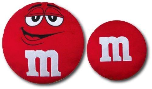 M&M'Sクッション 全部で5色ラインアップ!