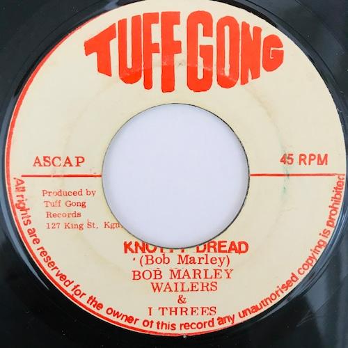 Bob Marley And The Wailers - Natty Dread【7-11004】