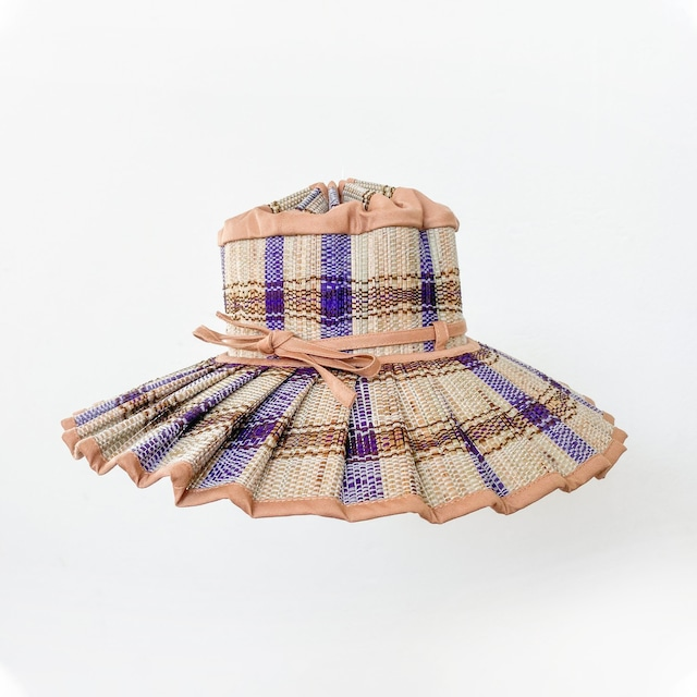 【21SS】LORNA MURRAY ローナマーレイ 帽子(Child) M color/Melfi