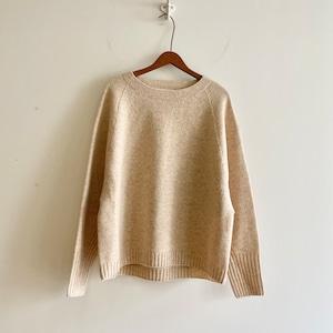 C-11536 Cashemere Mix Dolman Sweater