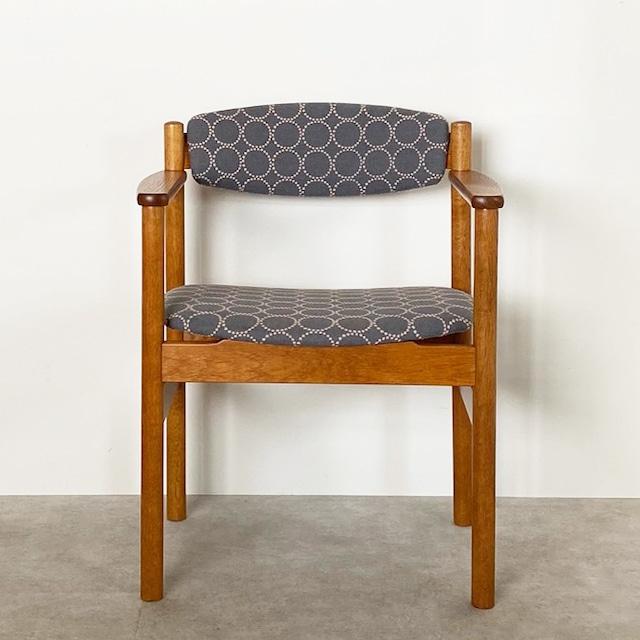 J86 Arm chair by Jørgen Bækmark for FDB Møbler/ CH037