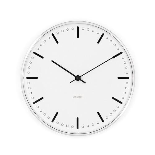 Arne Jacobsen(アルネ ヤコブセン) City Hall Wall Clock(シティーホールウォールクロック)