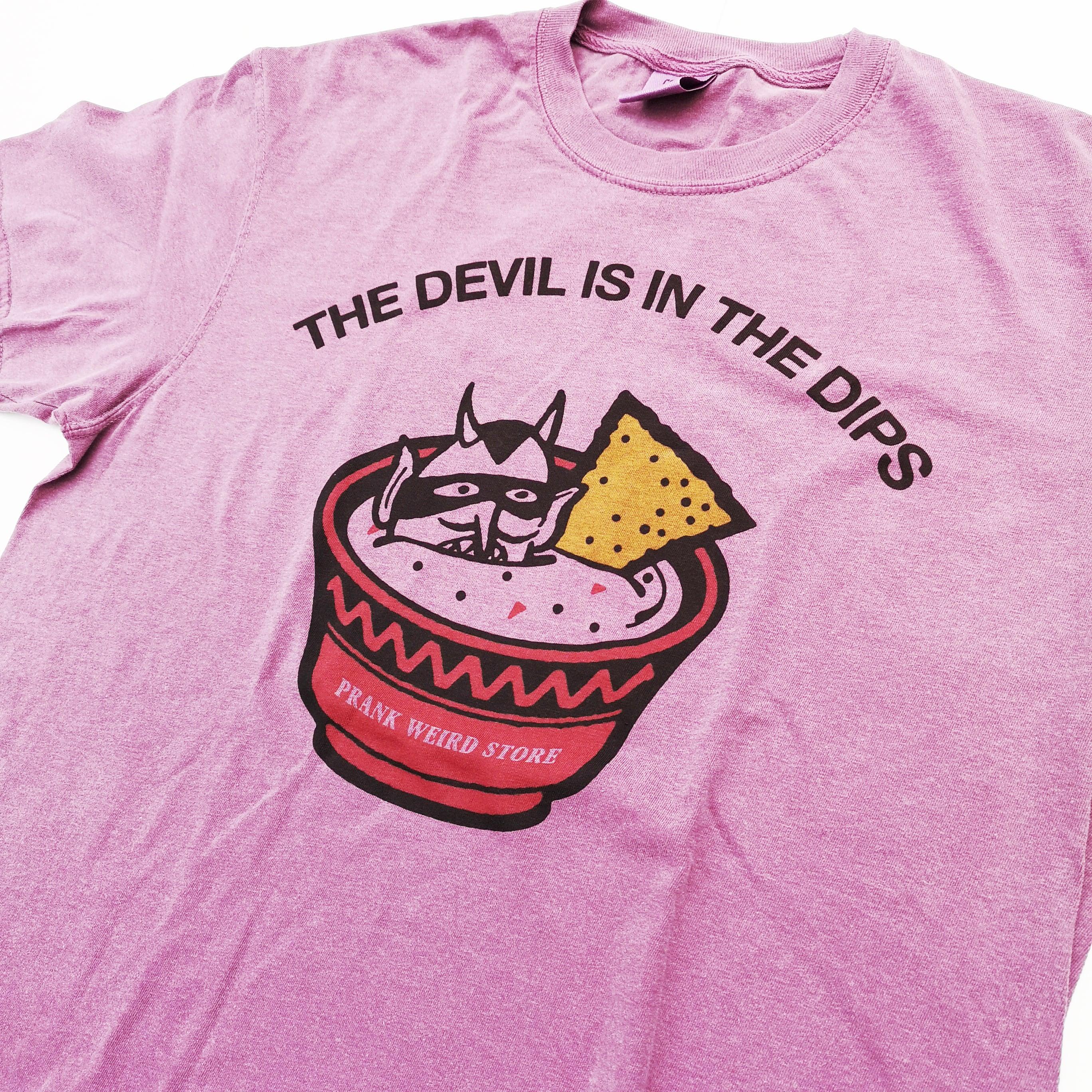 DEVIL'S DIP TEE