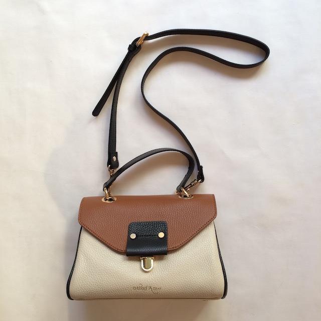 ottod'Ame  Color Block Bag
