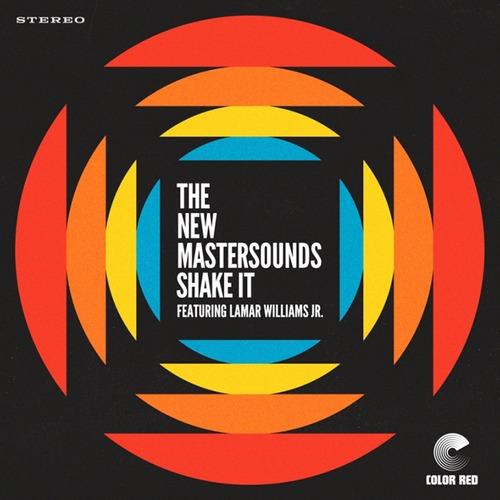 【ラスト1/LP】The New Mastersounds - Shake It