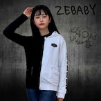 ZEBABY TWO TONE PARKER(税込み)
