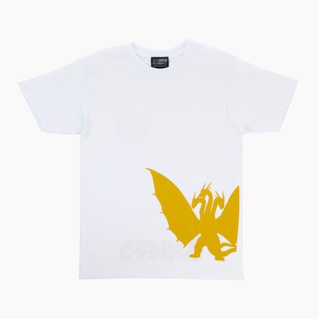 グラフィックTシャツ キングギドラ