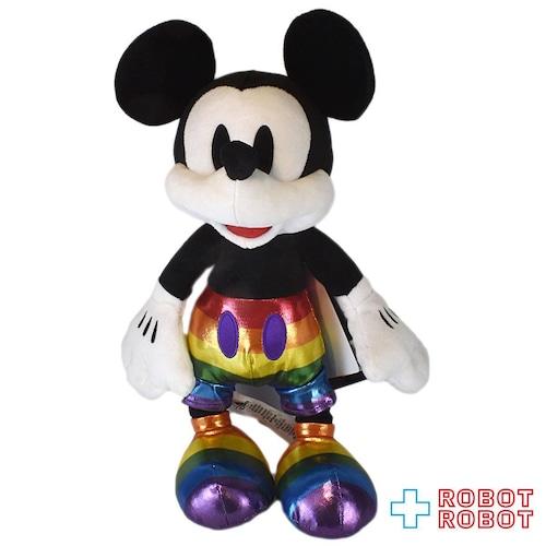 ディズニーストア ミッキー ぬいぐるみ The Walt Disney Company's Pride Collection