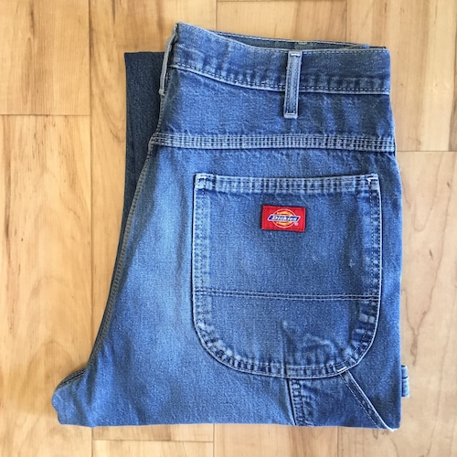 "Dickies Denim Painter Pants ""Made in USA"""