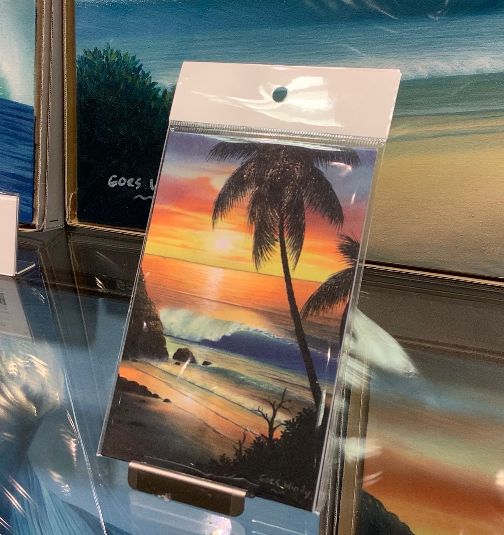 ポストカード5種デザイン全て入り!デザインセット1