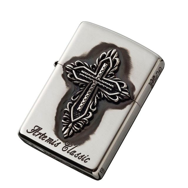 フローラルディヴァインクロスZIPPOライター ACEX0036 Floral Divine Cross ZIPPO Lighter