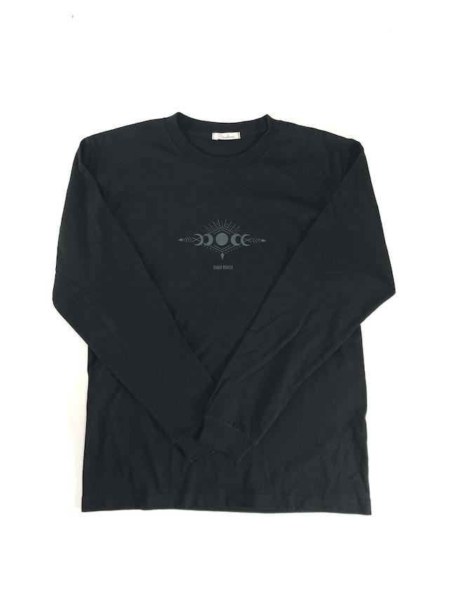 Inner season T-shirts【 Inner Winter 】ブラック