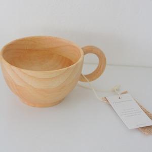 [p.palette] wood ラウンドカップ