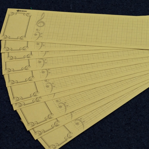 作曲カード10枚セット