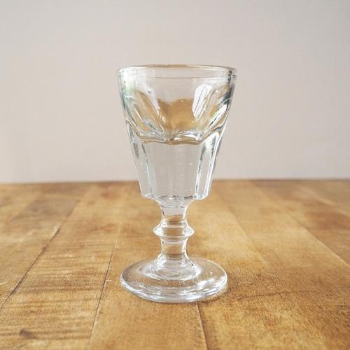 トロンプルイユのグラス A
