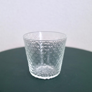 [SOLD OUT] Nuutajarvi ヌータヤルヴィ / Tundra ツンドラ グラス 250ml